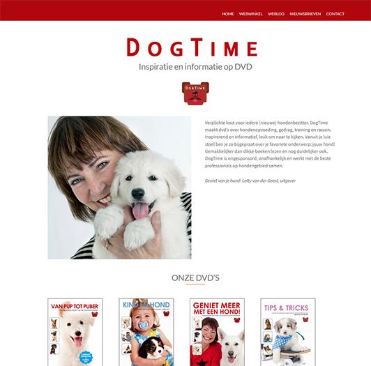 Website Dogtime