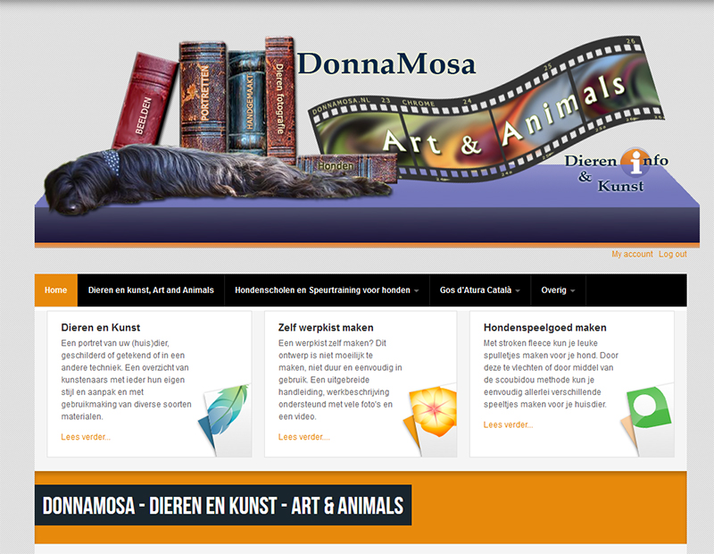 Website Donnamosa